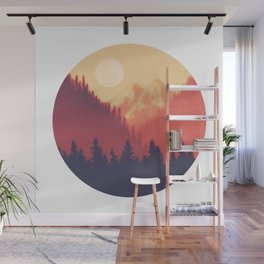 Pine Valley Wall Mural
