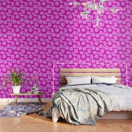 Orchard House Rose Wallpaper