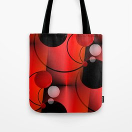 window curtain - energy for your home -2- Tote Bag