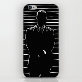 Suited Up iPhone Skin