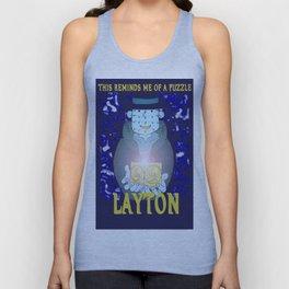 Layton Raiser Unisex Tank Top