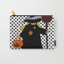 My Little Witch, Halloween Costume Carry-All Pouch