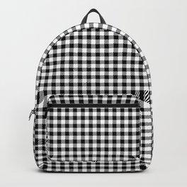 vichy gingham pattern Backpack