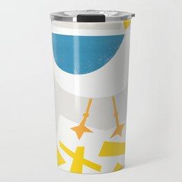 Hungry Seagull Travel Mug