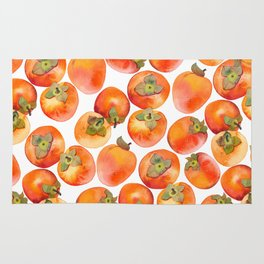 Persimmons Rug