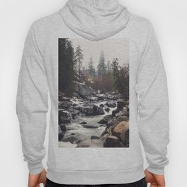 Morning Mountain Escape - Nature Photography Hoody