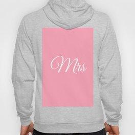 Mrs (Pink) Hoody