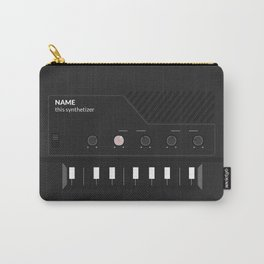 Analog Synth (Monotron) Carry-All Pouch