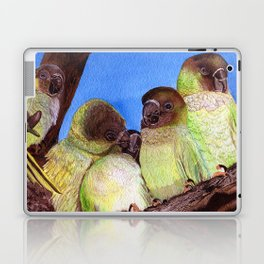 Birds of a Feather by Maureen Donovan Laptop & iPad Skin