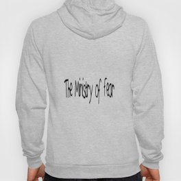 The Ministry of Fear Hoody