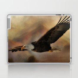 Eagle Flying Free Laptop & iPad Skin