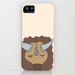 Tauros iPhone Case