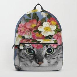 Hippie Cat 1 Backpack