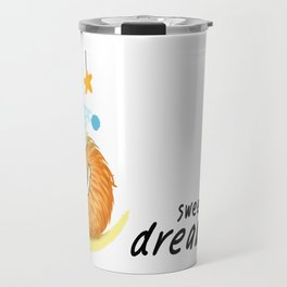 Pom Pom Pom : Omom, sweet dreamer Travel Mug