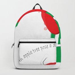 Apple Tree Pose Backpack