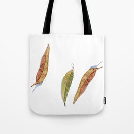 Eucalyptus Leaves  Tote Bag