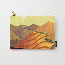 Valle de Guadelupe Tranquilo Carry-All Pouch