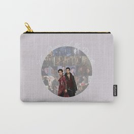 The Queen and the Pirate Carry-All Pouch