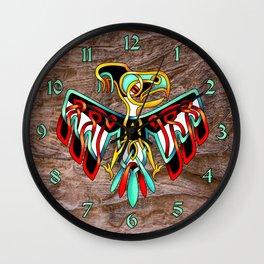 Thunderbird-knot Wall Clock
