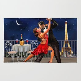 Dancing Under the Stars Rug