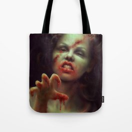 To Die For Tote Bag