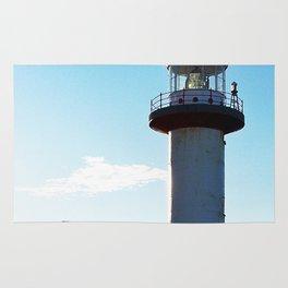 Lighthouse Cap de Madelaine Rug