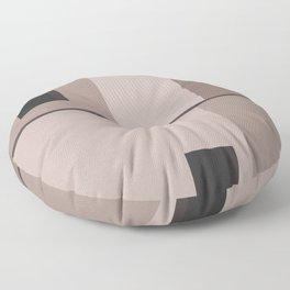 The Desert House Floor Pillow