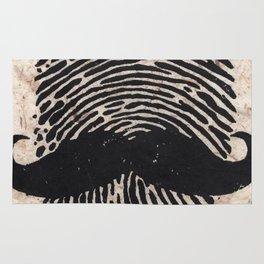 The Detectives Print Rug