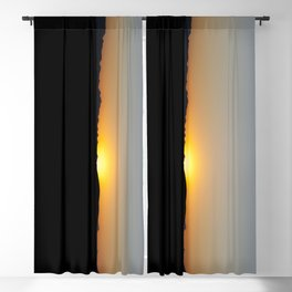 the sun will come out tomorrow Blackout Curtain