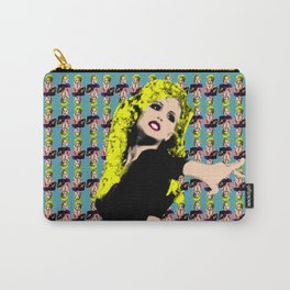 Showgirls - Nomi Malone Pop Art BLUE Carry-All Pouch