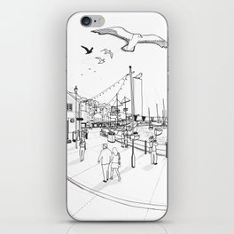 Brixham iPhone Skin