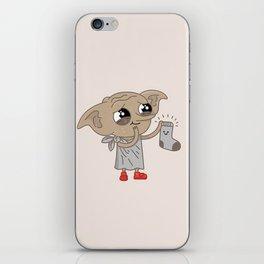 Dobby iPhone Skin