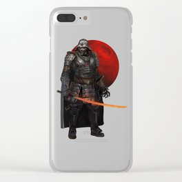 Vader ww1 full Clear iPhone Case