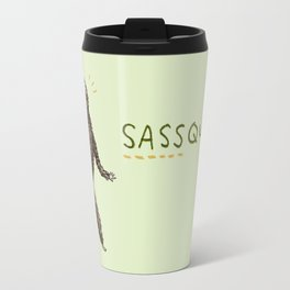 Sassquatch Travel Mug