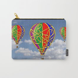 Balloon Knot Carry-All Pouch