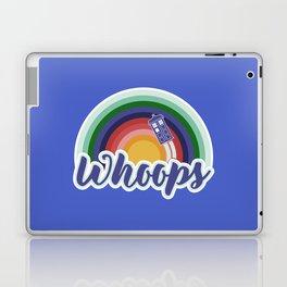 Retro Whoops Laptop & iPad Skin