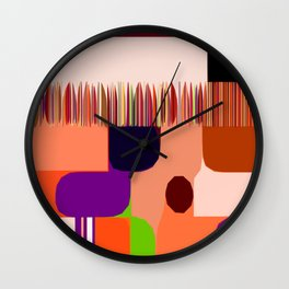 SincroniZided Wall Clock