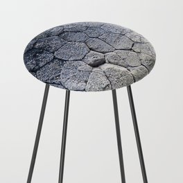 Nature's building blocks Counter Stool
