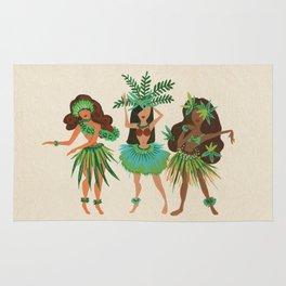 Luau Girls Rug