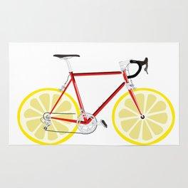Single Lemon Speed Rug
