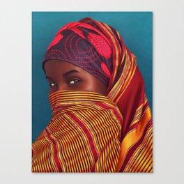 Saafi Canvas Print