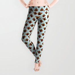 Acid Pussy Pattern Leggings