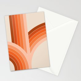 Red Rock Bounce Stationery Cards