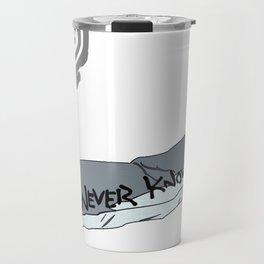 FLCL Never Knows Best Cig Travel Mug