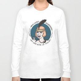 Kalakukkoa / Lena Nyman Long Sleeve T-shirt