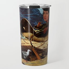 O.K. Corral (telepathic drills) Travel Mug