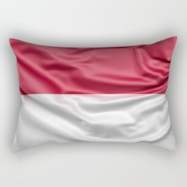 Flag of Indonesia Rectangular Pillow