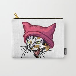The Cat in the Hat (Calico) Carry-All Pouch