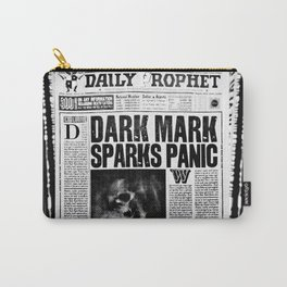 Daily Prophet newspaper Carry-All Pouch