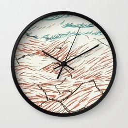 Rangeland Wall Clock